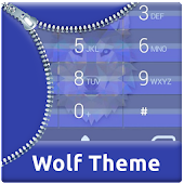App Wolf Theme Dialer APK for Kindle