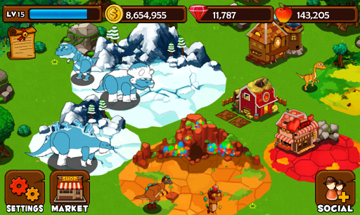Dino Island screenshot 7