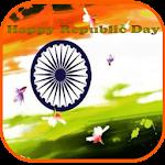 India Republic Day Photo Frame Icon