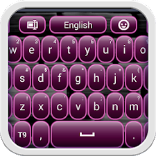 Dark Plum Keyboard