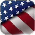 American Flag Keyboard APK for Bluestacks