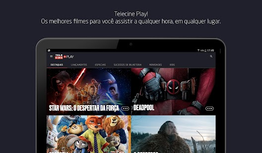 Telecine Play - Filmes Online APK for Bluestacks