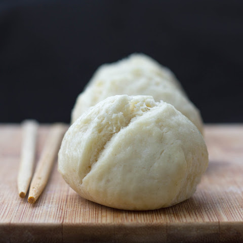 Steamed Coconut Buns