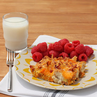 Bubble Up Breakfast Casserole