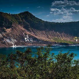 Taal Crater by Ynon Francisco - Landscapes Travel ( crater, volcano, park, ecotourism, travel, taal, nature tour, philippines )