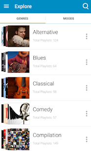 App PlaYo - Free Music & Radio APK for Windows Phone