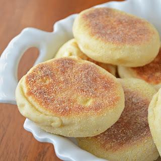 English Muffins Cornmeal Recipes