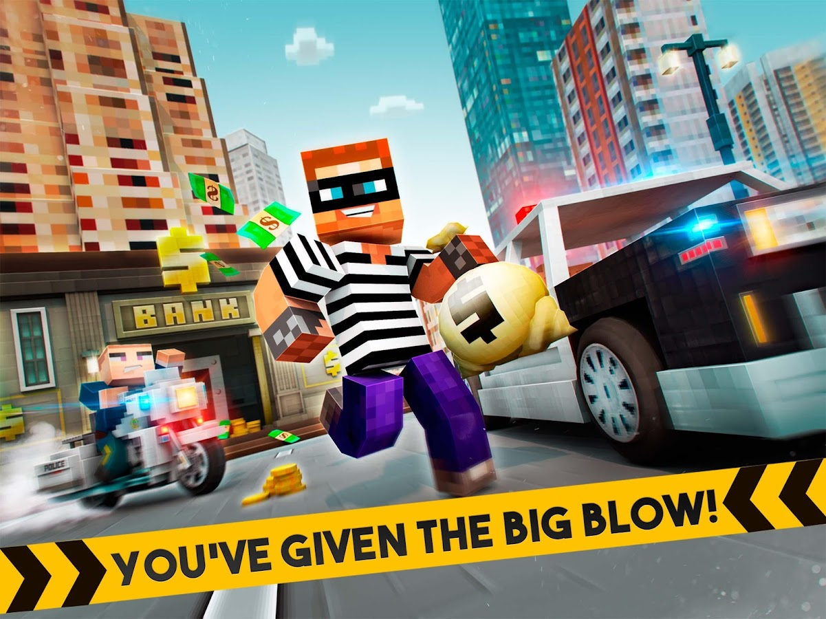 🚔 Robber Race Escape 🚔 Screenshot 4