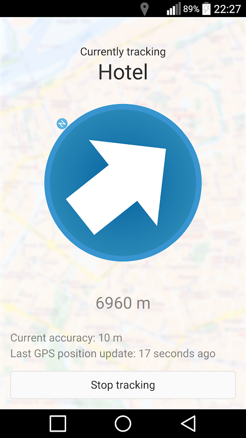 Offline Locator PRO Screenshot 1