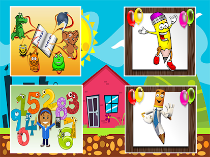 Kids Reading And Learning - screenshot