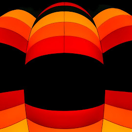 Voids by Dave Lipchen - Abstract Patterns ( abstract, symmetry )