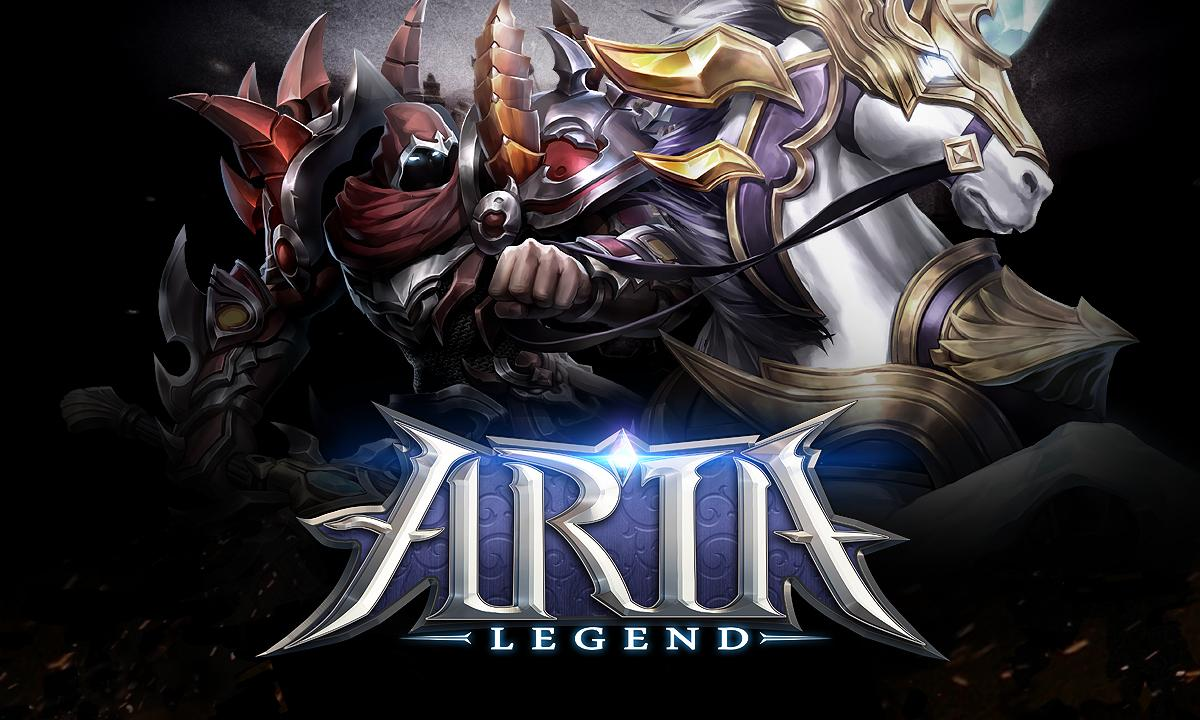 아리아 레전드(Aria Legend) Screenshot 0