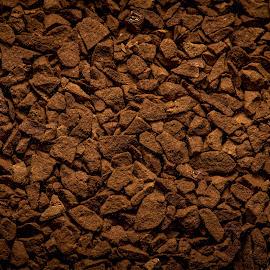by Juan Diedericks - Abstract Macro ( macro, close up, texture, coffee, brown )