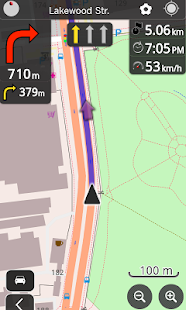 Offline Cairo, Egypt GPS - screenshot