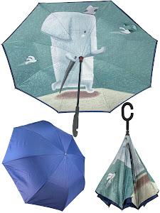 "Зонт ""Принт"", 8795"