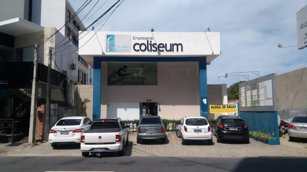 Sala para alugar, 20 m² por R$ 900/mês - Manaíra - João Pessoa/PB