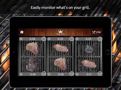 App Grill King - Multi-Grill Timer APK for Windows Phone