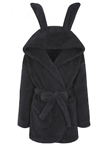 Rabbit Ears Dressing Gown