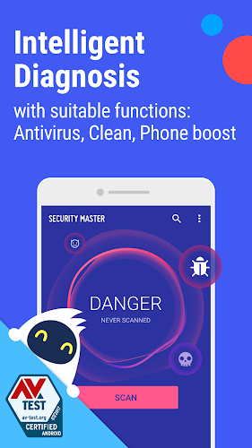 Security Master - Antivirus, VPN, AppLock, Booster Android App Screenshot