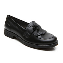 Geox Agatha Tassel Loafer SLIP ON