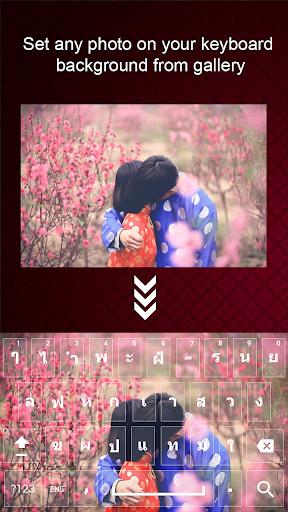 Thai Keyboard 2018: Thai Typing screenshot 8