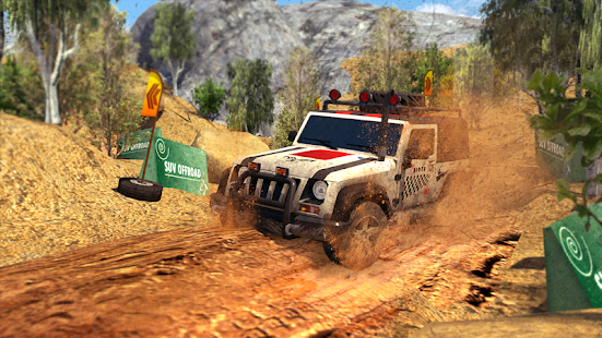 Extreme Off-Road Drive
