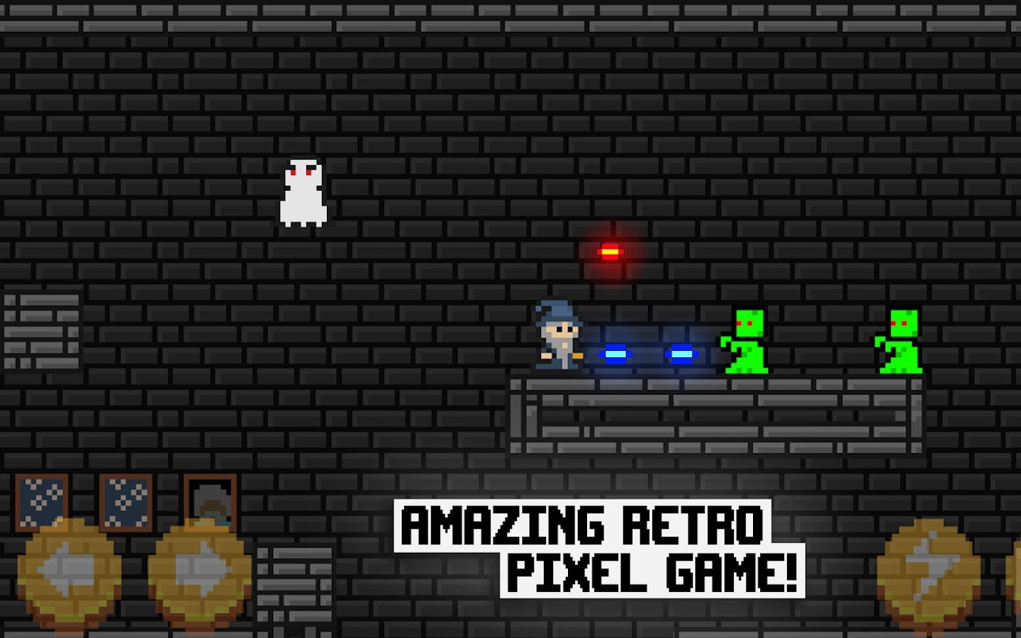 Pixel Wizard Adventures 2D Screenshot 5