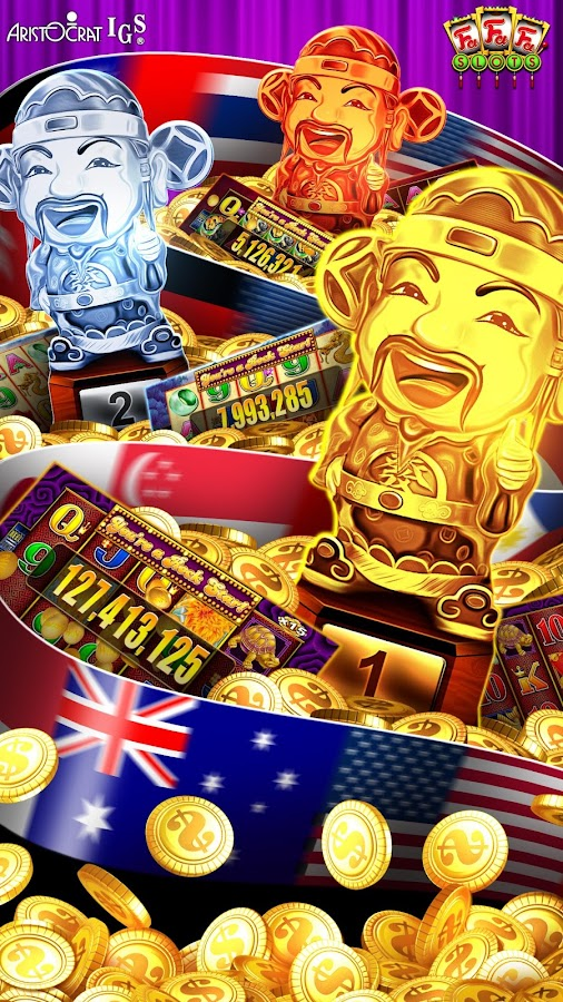 FaFaFa - Real Casino Slots Screenshot 4
