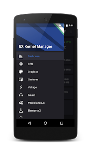 EX Kernel Manager- screenshot thumbnail