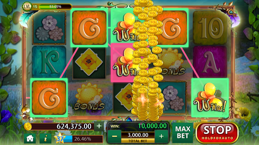 Slot Mania Blossom Casino - screenshot