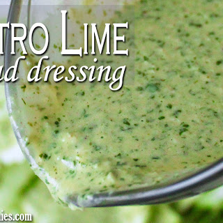 Cilantro Cumin Salad Dressing Recipes