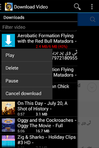 Fastest Video Download screenshot 3