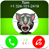 Free app Call From Talking Tom Tablet