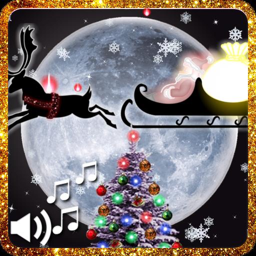 Christmas Live Wallpaper Santa (app)