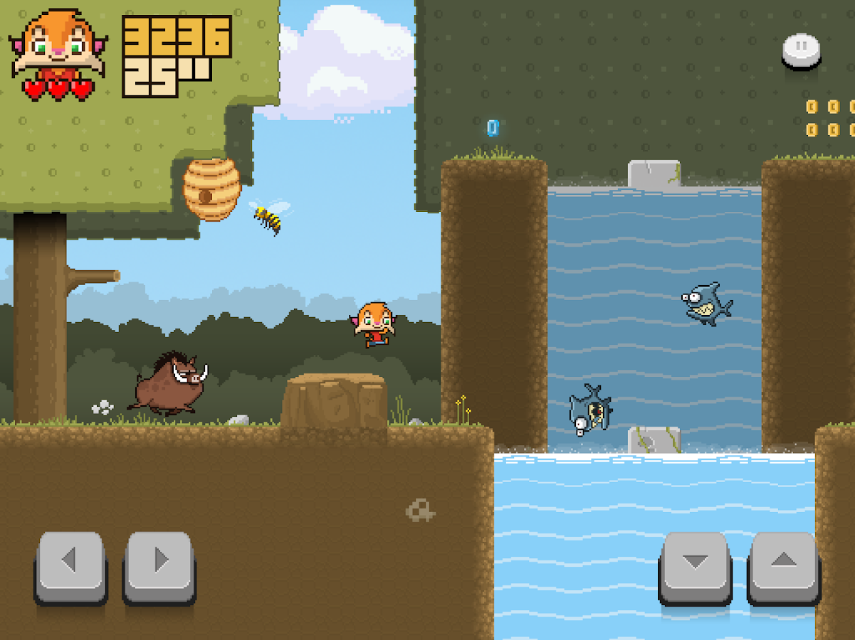 Super Lynx Rush Screenshot 5