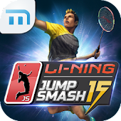 Download  LiNing Jump Smash 15 Badminton  Apk