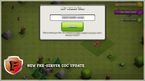 Download Android Game New FHx-Server COC Update for Samsung