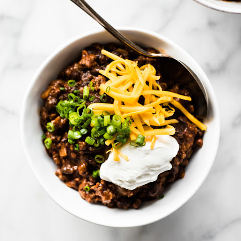 Korean Spiced Chili