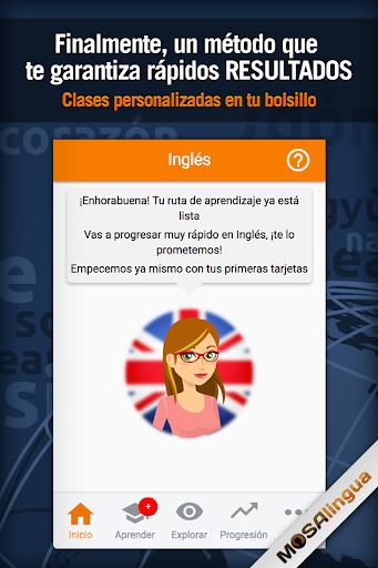 Aprender inglés gratis : vocabulario para hablar screenshot 1