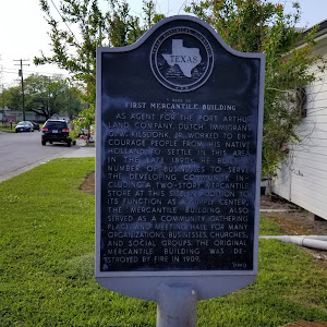 As agent for the Port Arthur Land Company, Dutch immigrant G. W. Kilsdonk, Jr., worked to encourage people from his native Holland to settle in this area in the late 1890s. He built a number of ...