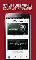 Screenshot of MLG.tv