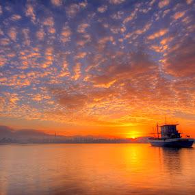 Pengambengan by Gus Mang Ming - Landscapes Sunsets & Sunrises