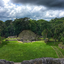 Caracol, Mayan Ruins by Margie Troyer - Buildings & Architecture Public & Historical ( ancient, belize, ruins, archeology, mayan )