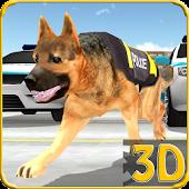 Swat Police Dog Chase Crime 3D APK for Bluestacks