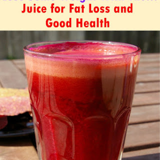 Juice for Fat Loss and Good Health
