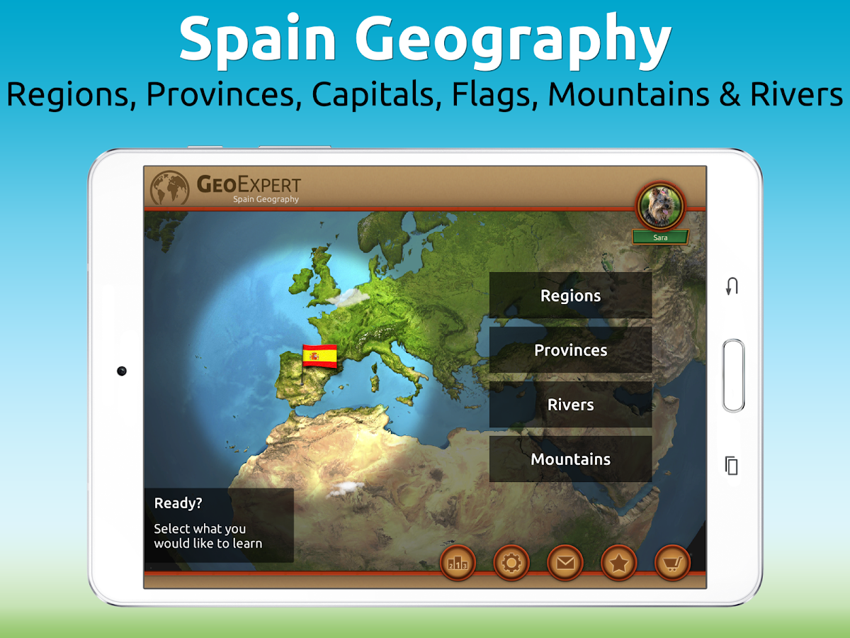 GeoExpert - Spain Geography Screenshot 10