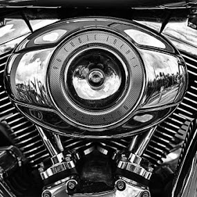 V-Twin by Cuandi Kuo - Transportation Motorcycles ( d800e, hdr, nikon, carl zeiss, 35mm f/1.4 )