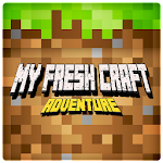My Fresh Craft Adventure : Survival & Creative Icon