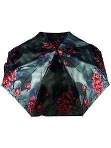 """Зонт """"Компакт L"""", 110см, серый"""