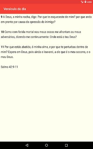 Bíblia Sagrada Grátis screenshot 17